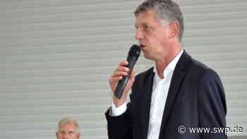 Kreisgymnasium Riedlingen: Zuerst kommt die Außenhülle an die Reihe - SWP