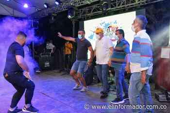 Majestuosa noche de clausura del Festival Intercultural de La Frontera en Maicao - El Informador - Santa Marta