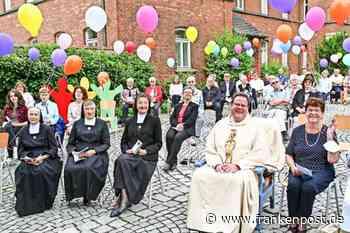 Silbernes Priesterjubiläum - Gemeinde feiert ihren Pfarrer - Frankenpost