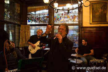 »Climax Band Cologne« im Farmhouse Jazzclub Harsewinkel - Gütsel
