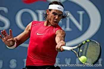 Rafael Nadal: 'Ich bin gerade nicht sehr glücklich, ich habe verloren in ...' - Tennis World DE