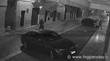 Bomba al bancomat, 34enne tradito dalle foto su Facebook e dalle telecamere mentre toglie il passamontagna: si cercano complici - FoggiaToday