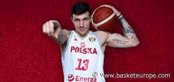 Le pivot international polonais Dominik Olejniczak au BCM Gravelines - BasketEurope.com