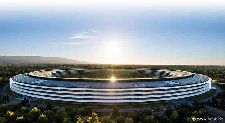 Zu teuer, zu wenig divers: Apple will sich angeblich vom Silicon Valley lösen - heise online