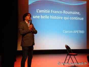 Pessac : l'amitié entre la France et la Roumanie à l'honneur - Sud Ouest
