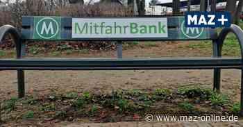19 Mitfahrbänke: Michendorf etabliert modernes Trampen und wird zum Rekordhalter - Märkische Allgemeine Zeitung
