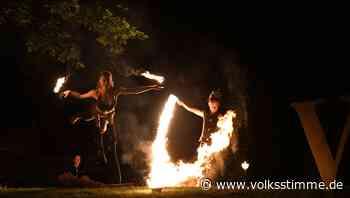 Kleinkunstfestival belebt Haldensleben Kultur wieder - Volksstimme