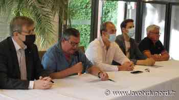 Halluin: L' OHS a récompensé les présidents des clubs sportifs - La Voix du Nord