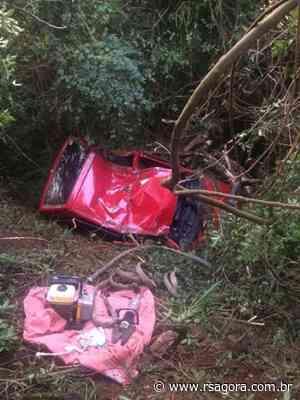 Mais um acidente fatal entre Marau e Vila Maria na tarde deste domingo - RS Agora