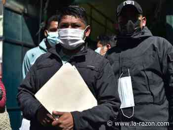 Lluta no asistirá al diálogo convocado por el Gobierno por temor a ser detenido - La Razón (Bolivia)
