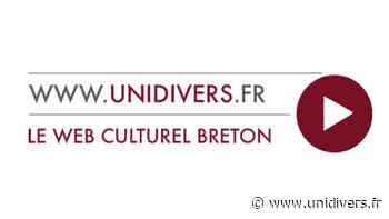 2021-06-15 Bourdeaux Exposition . Peinture de Brigitte Nêmes, Rue Droite Ancienne Chapelle Méthodiste. Drôme - Unidivers
