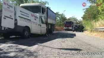 Furgone contro camion, morto 50enne di San Giovanni Rotondo F - StatoQuotidiano.it