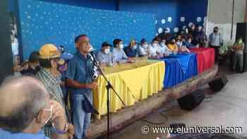 Sociedad civil de Barinas reclama unidad para el proceso electoral - El Universal (Venezuela)