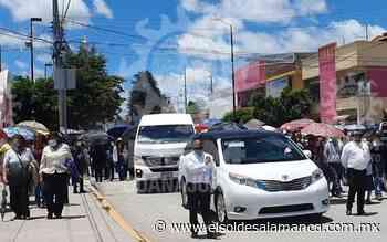 Dolores Hidalgo de luto tras sepultar a cuatro dolorenses - El Sol de Salamanca