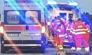 Ancora sangue sulle strade, morto un 50enne di San Giovanni Rotondo. Terribile schianto tra furgone e camion - l'Immediato