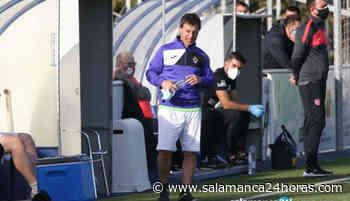 Peque deja de ser entrenador del CD Peñaranda - Salamanca 24 Horas