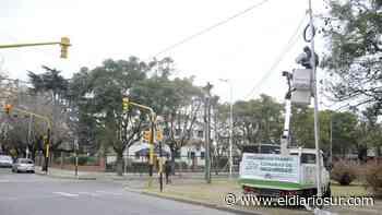 Nuevas cámaras de seguridad en Monte Grande y 9 de Abril - El Diario Sur