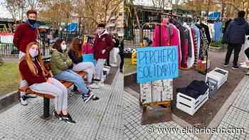 Alumnos de Grilli Monte Grande organizan un ropero solidario - El Diario Sur