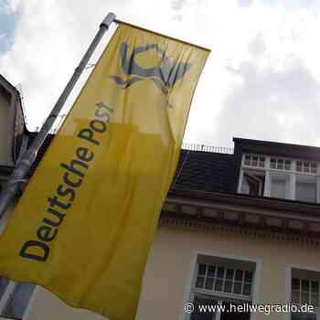 Bewerbertag am Postzentrum in Werl - Hellweg Radio
