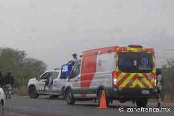 Abandonan los cuerpos de una pareja asesinada en la carretera Romita-Santa Ana del Conde - Zona Franca