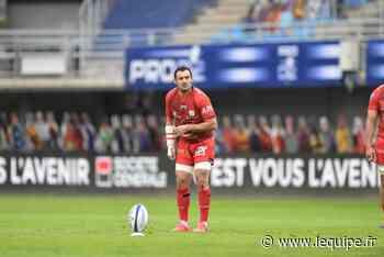 Lionel Beauxis, d'Oyonnax à Béziers - L'Équipe.fr