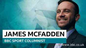 James McFadden: Scotland now have belief to finish off job against Croatia - BBC Sport