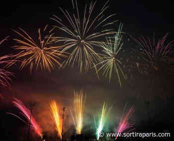 Feu d'artifice du 14 Juillet 2021 à Ris-Orangis (91) - sortiraparis