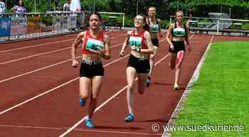 Leichtathletik: 170 Leichtathleten stillen bei der LG Hohenfels ihren Bewegungsdrang nach der Corona-Zwangspause - SÜDKURIER Online