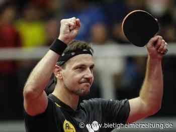 Titelkämpfe in Warschau: EM-Titel Nummer acht für Boll: Auch Ovtcharov chancenlos - Bietigheimer Zeitung