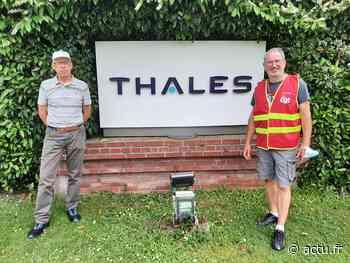 A Pont-Audemer les salariés de Thalès craignent toujours pour leurs emplois - L'Eveil de Pont-Audemer
