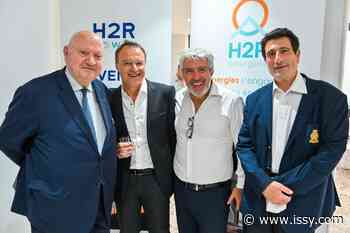 Le groupe H2R inaugure ses nouveaux bureaux à Issy - issy.com
