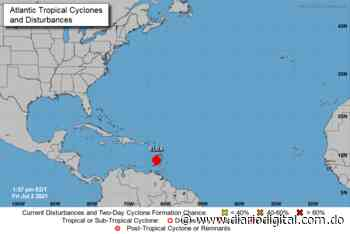 ONAMET emite un aviso de huracán desde Cabo engaño hasta Pedernales - DiarioDigitalRD