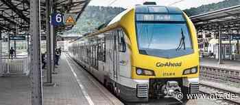Wendlingen erhält vorübergehende Bahn-Verbindung nach Ulm- NÜRTINGER ZEITUNG - Nürtinger Zeitung