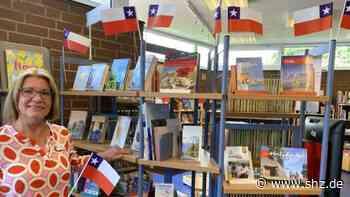Länder-Wochen in Barmstedt: Literatur, Natur, Musik: Stadtbücherei bietet Extra-Stand rund ums Thema Chile | shz.de - shz.de