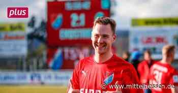 TSV Steinbach Moritz Göttel verlässt den TSV Steinbach Haiger - Mittelhessen