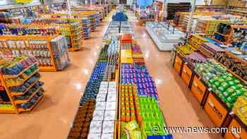 New supermarket where nothing is over $10