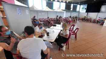 Laventie-Lestrem : les centres de vaccination vont fermer le week-end cet été - La Voix du Nord