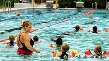 Schwimmkurse für Kinder in Syke stark gefragt: DLRG arbeitet Warteliste ab - kreiszeitung.de