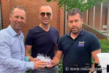 Initiatiefnemers zomerbar ontwikkelen eigen gin 'Busted'