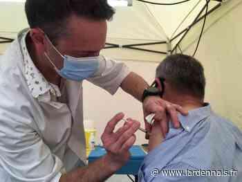 Les centres de vaccination de Poix-Terron et Chaumont-Porcien fermeront temporairement dès la fin juillet - L'Ardennais
