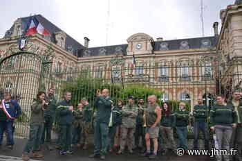 Les agents ONF manifestent à Chaumont - le Journal de la Haute-Marne