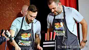 2. Küchen-Gaudi in Finsterwalde: Chefs von FC Energie liefern sich heißes Kochduell in Finsterwalde für den guten Zweck - Lausitzer Rundschau