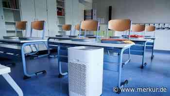 Anni-Pickert-Schule Poing: Luftreiniger erneut im Fokus - Merkur.de
