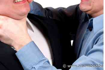Luidruchtige kerel neemt buurvrouw in wurggreep (Tervuren) - Het Nieuwsblad