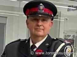 Killed Toronto Police officer escorted to Thornhill funeral home - Toronto Sun