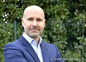 David Raguet, président de ValEnergies (Mouans-Sartoux) - CCI Nice côte d'azur