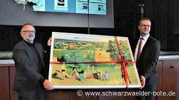 37 Jahre im Dienst für die Stadt - Rottenburgs Kulturamtsleiter Geppert verabschiedet - Schwarzwälder Bote