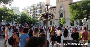Huesca también grita contra la muerte de Samuel - Radio Huesca