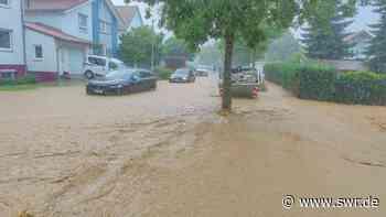 Schon wieder Überflutungen in Karlsbad - Was sind die Ursachen? - SWR