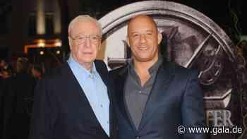 "Vin Diesel: Michael Caine in ""Fast & Furious""? - Gala.de"